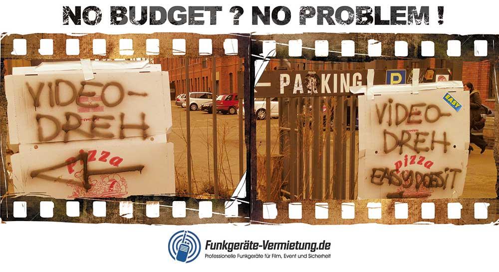 Funkgeräte-Vermietung.de sponsored Events und Filmproduktionen